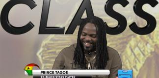 Prince Tagoe