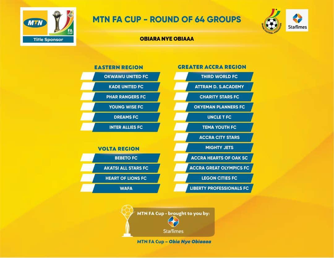 mtn fa cup 22
